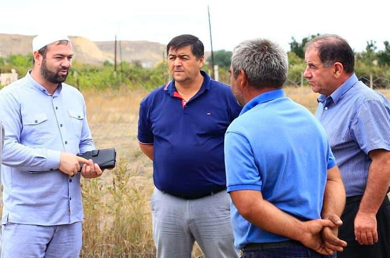 Имам Табасаранского района окажет помощь семье из села Сиртыч