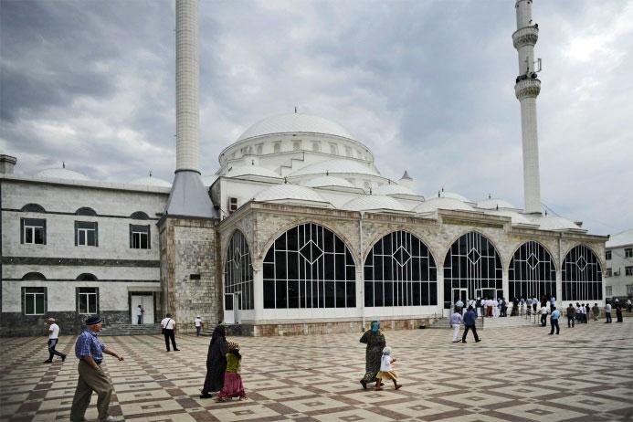джума мечеть махачкала фото
