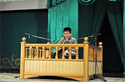 Дагестанец признан лучшим чтецом Корана в мире