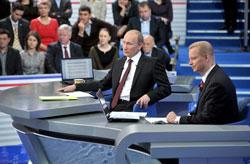 «Разговор с Владимиром Путиным. Продолжение»