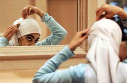 Родители, позвольте носить хиджаб!